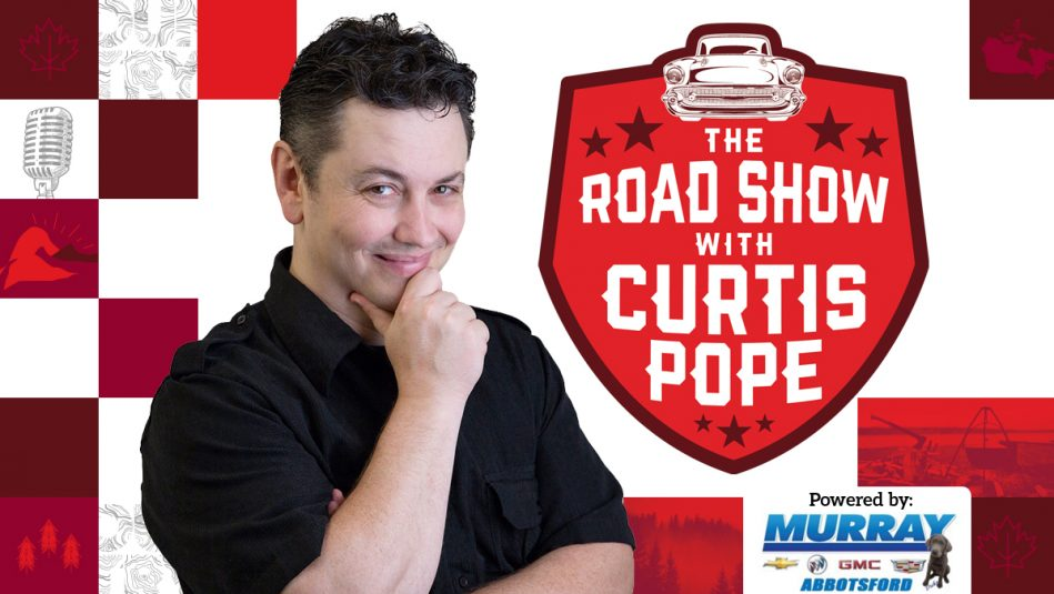 The Road Show with Curtis Pope