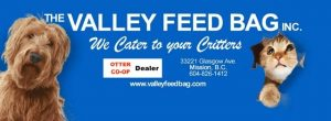 THE VALLEY FEED BAG, INC
