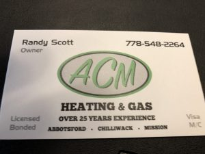 ACM Heating and Gas